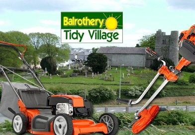 New Lawnmower and Strimmer