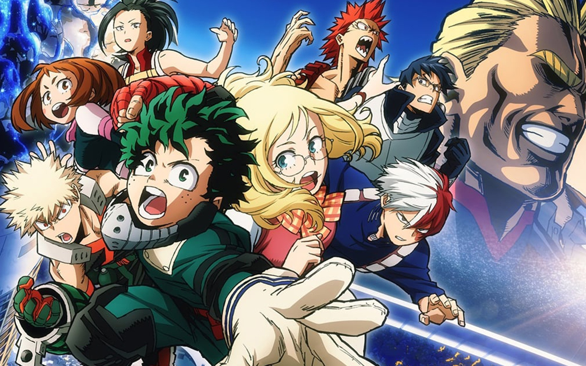 A collection of the top 51 my hero academia plus ultra wallpapers and backgrounds available for download for free. My Hero Academia Best Wallpaper 37564 - Baltana