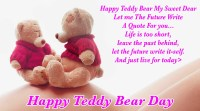 teddy day images hd