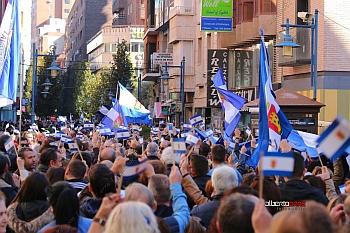 Manifestación 11N Talavera de la Reina