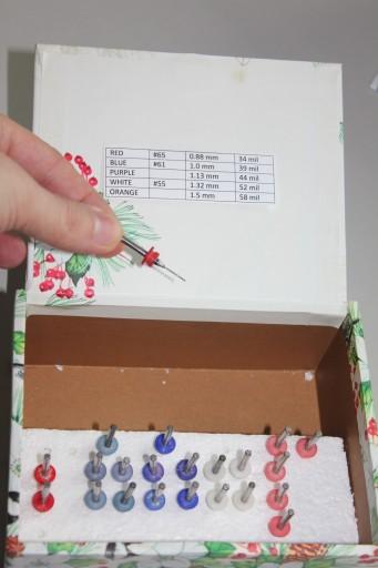 (Very small) CNC bits