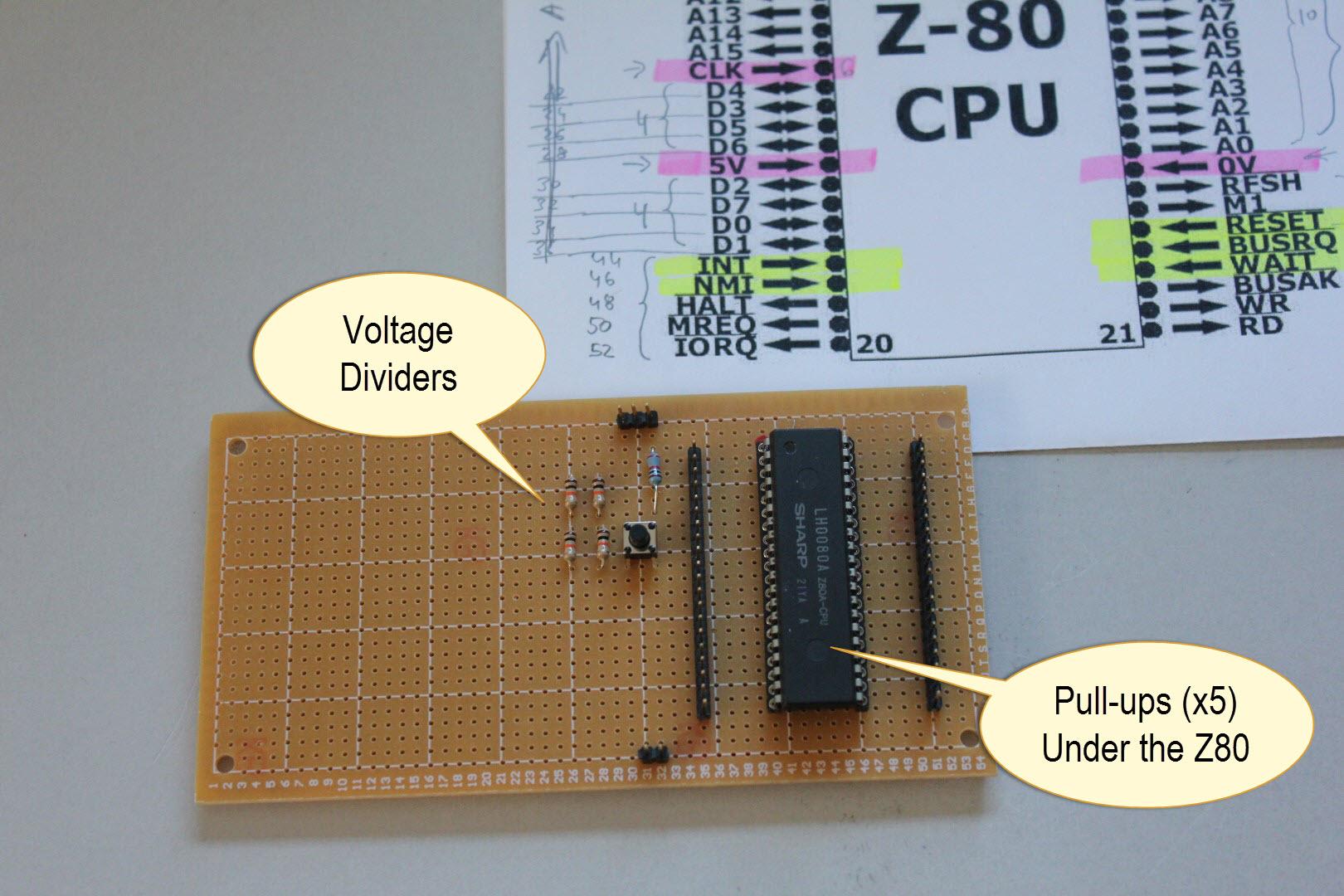 Arduino and ZiLOG Z80 - Baltazar Studios