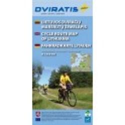Fahrradkarte Litauen