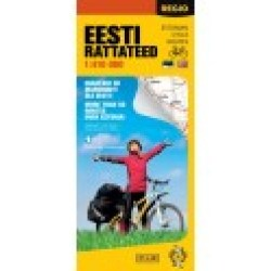 Cycle Map ESTONIA 2014