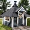 Grill cabins – BBQ Huts