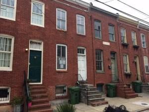 Frederick Douglass Row–Fells Point