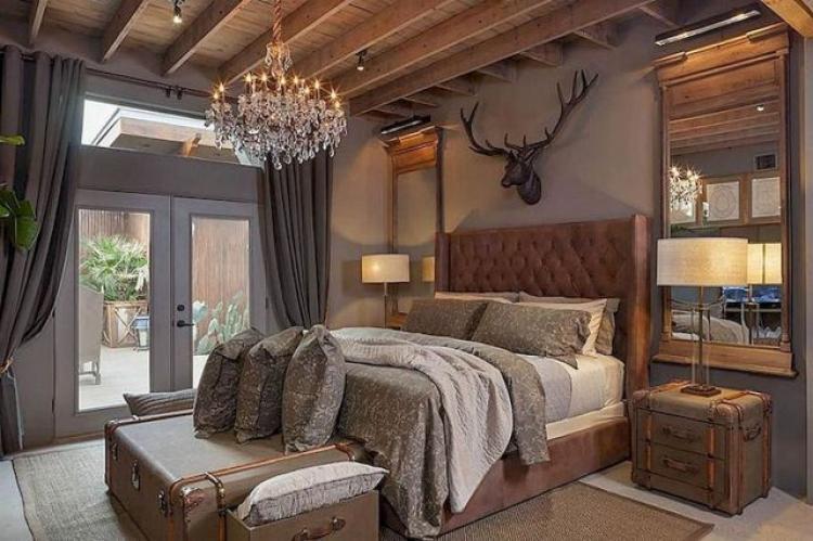 35 farmhouse rustic master bedroom ideas on modern farmhouse master bedroom ideas id=26203