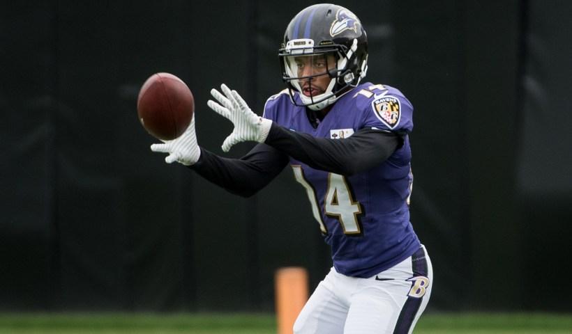 Keenan Reynolds Ravens