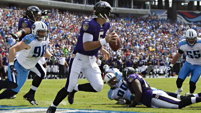 Ravens vs Titans Preview