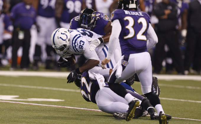 Ravens vs Colts