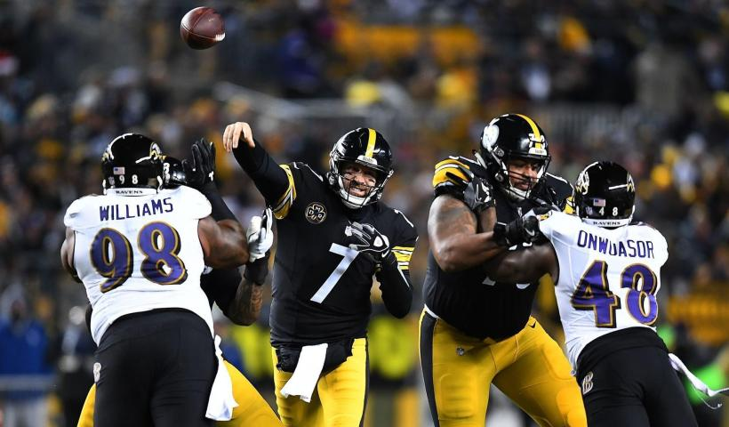Ravens vs Steelers