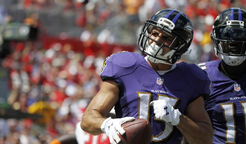 Michael Campanaro Ravens