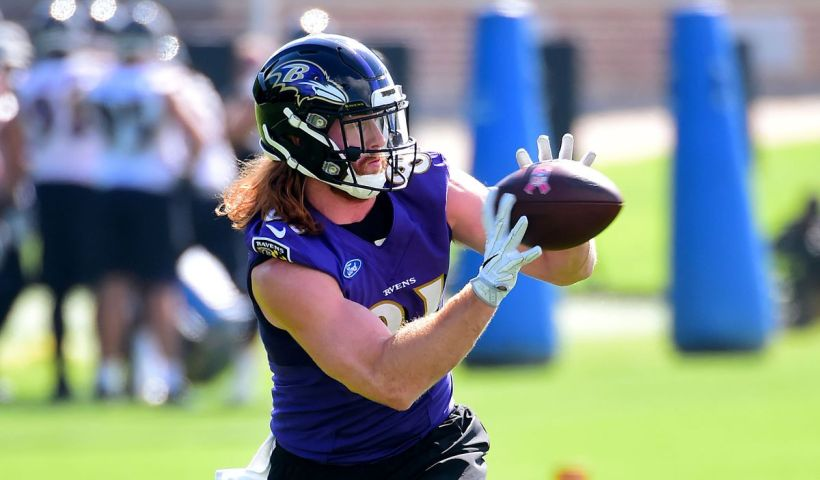 Hayden Hurst Injury