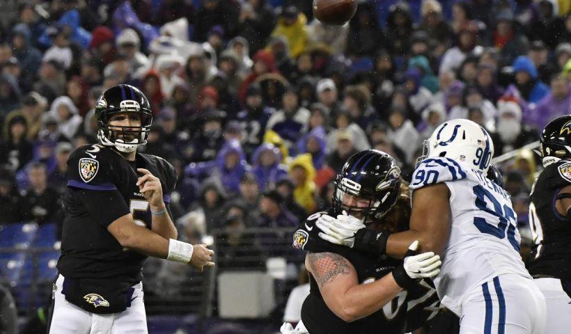 Ravens Colts Preseason Predictions