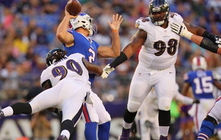 Ravens Bills 2018 Review