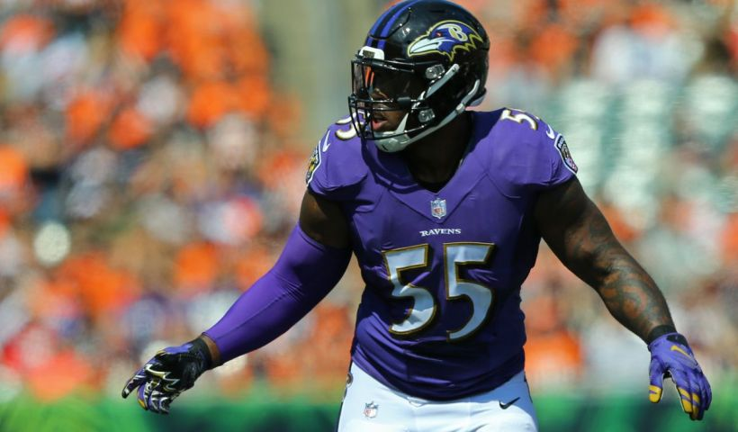 Terrell Suggs Ravens Retirement