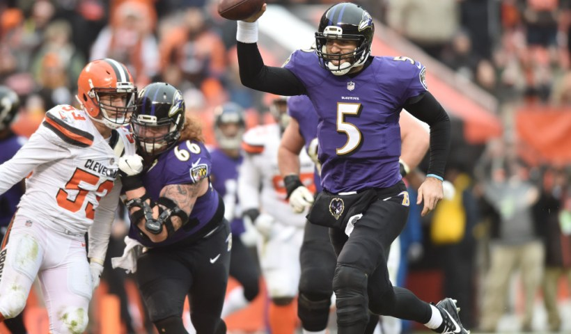 Baltimore Ravens Cleveland Browns