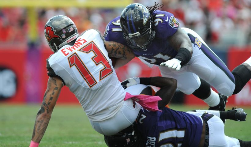 Ravens Buccaneers Preview