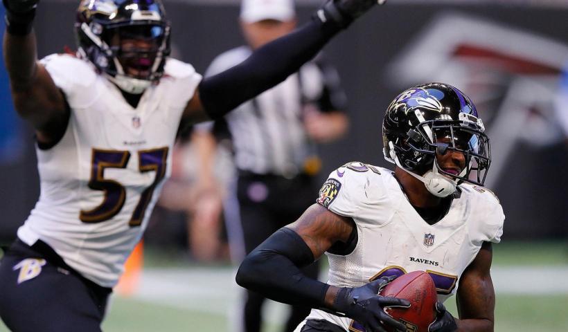 Ravens Playoff Chances