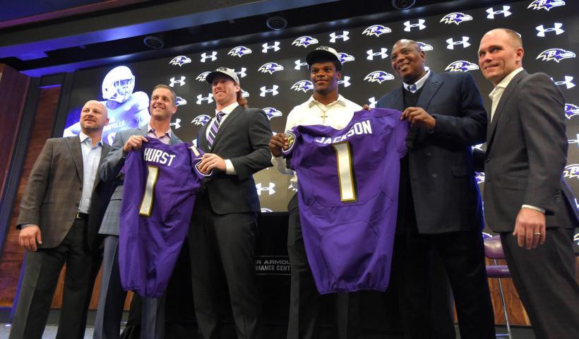 Ravens Draft Board