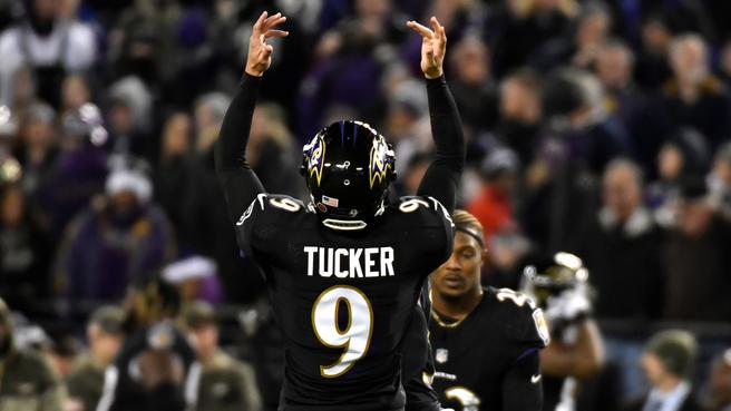 Justin Tucker Baltimore Ravens Special Teams