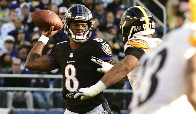 Ravens Steelers 2019