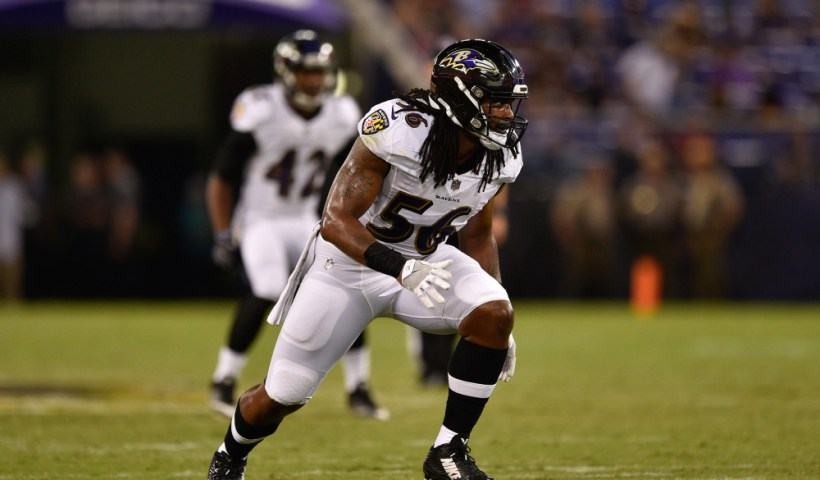 Tim Williams Ravens