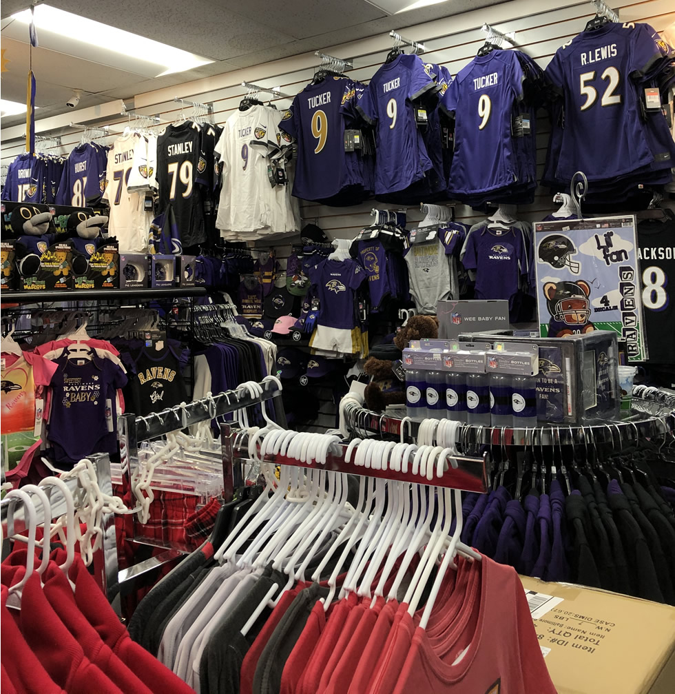 Baltimore Sports Store