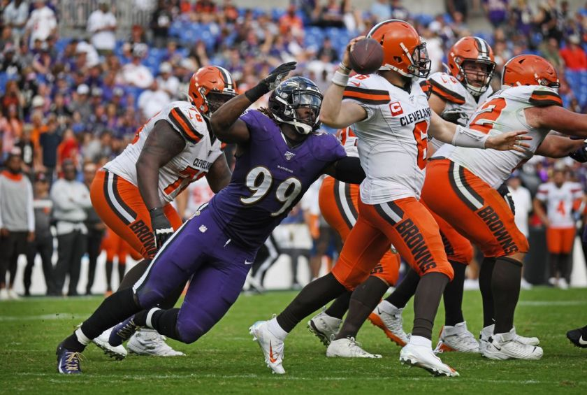 Five Things We Learned from the Ravens' 40-25 loss to the Cleveland Browns  - Baltimore Sun