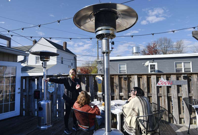 carroll county s outdoor dining scene