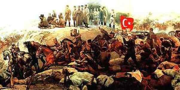 sakarya savaşı resim ile ilgili görsel sonucu