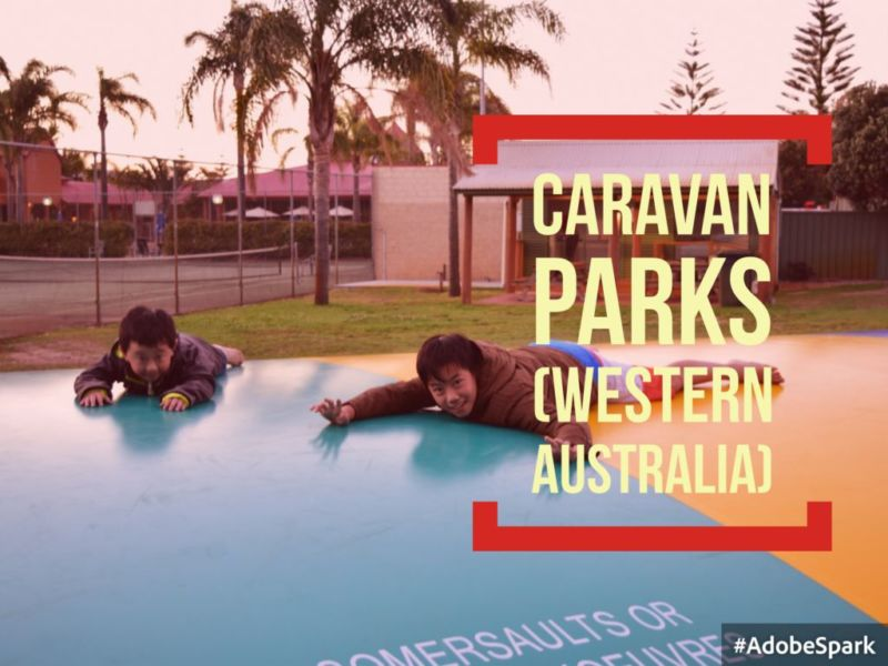 Caravan Parks (Western Australia)