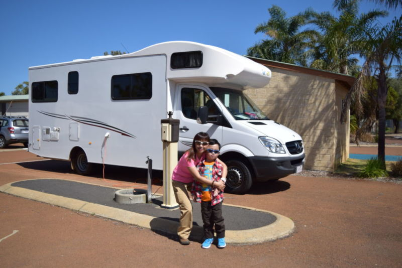 6-berth Motorhome (Nov2014)