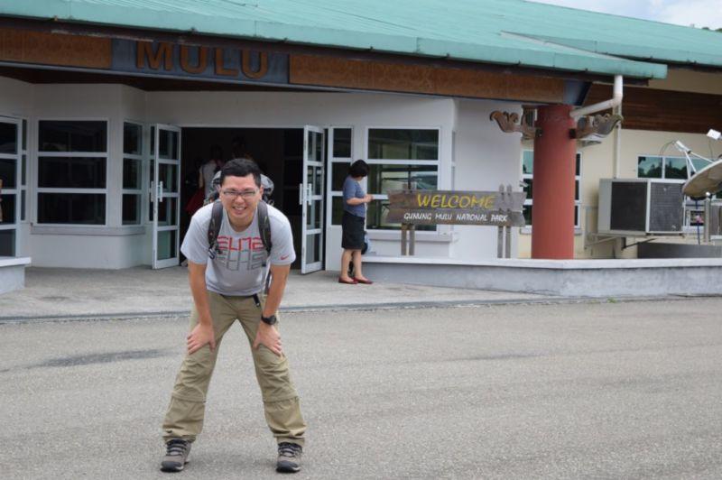 Mulu Airport @2015