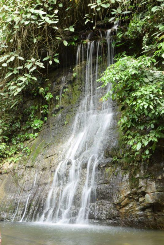 Paku Waterfall