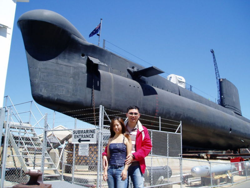 HMS Ovens, Western Australian Maritime Museum