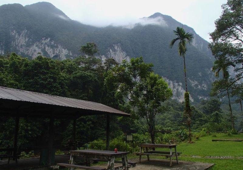 Camp 5, Mulu National Park, Sarawak, Malaysia