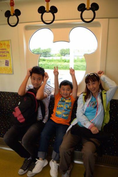 On Disney Resort Line @2015