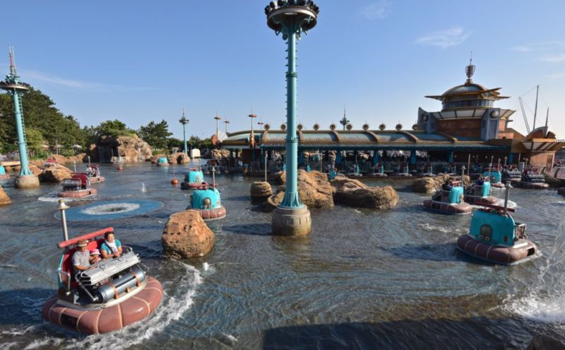 Port Discovery, Tokyo DisneySea