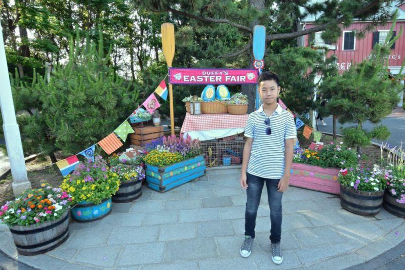 American Waterfront, Tokyo DisneySea