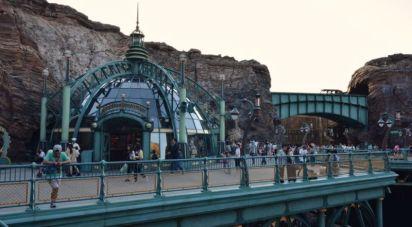 Mysterious Island, Tokyo DisneySea