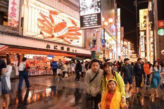 Kani Doraku, Dotonbori, Osaka