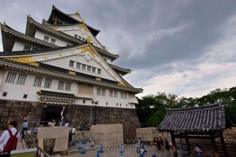 Osaka Castle @2015