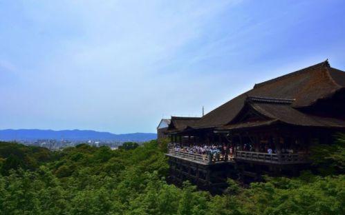 Kiyomizu-dera Temple @2015