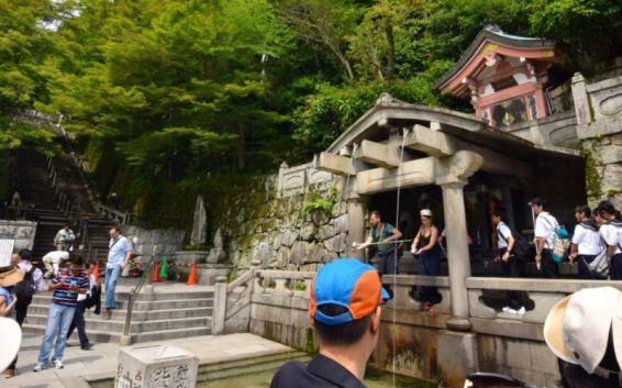 Otowa Waterfall, Kiyomizu-dera, Kyoto