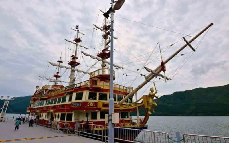Hakone Sightseeing Cruise