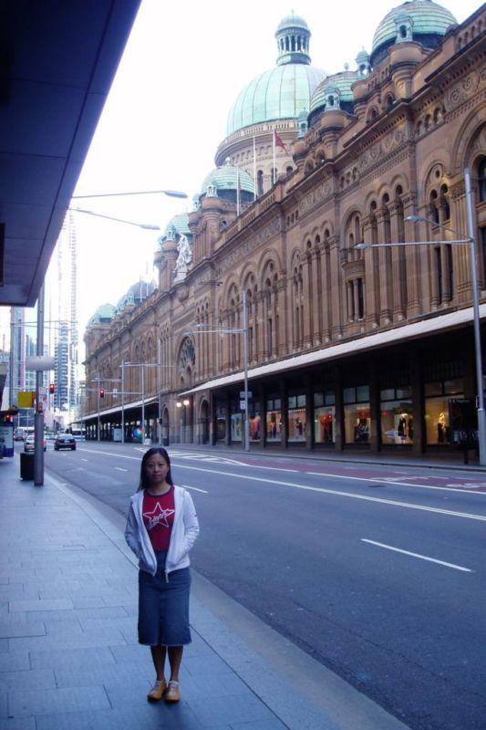 QVB, Sydney
