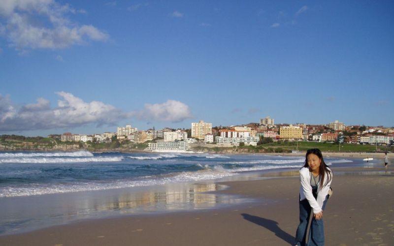Bondi Beach @2003