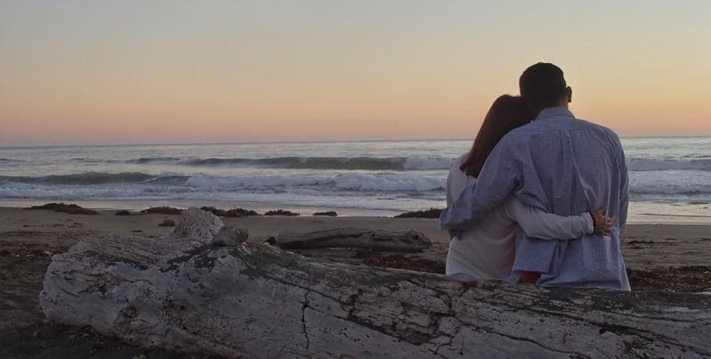 Moonstone Beach, Cambria, California