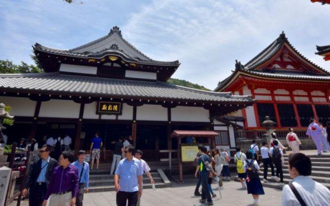Zuigudo Hall, Kiyomizu-dera @2015